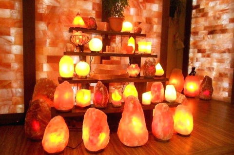 The Best Place to Keep Himalayan Salt Lamps