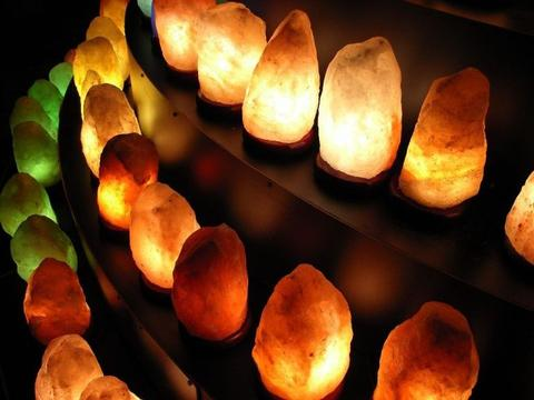 Where to Place Salt Crystal Lamps to Benefit Optimally