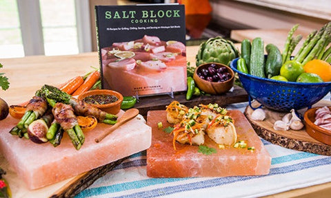 Usage of Himalayan Salt Slabs