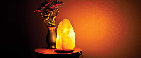 How to Use Salt Lamps for Mental Clarity and Better Sleep