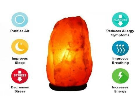 Sharpen Mood With Himalayan Salt Lamps
