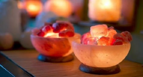 How Do Himalayan Salt Lamps Work