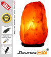 4-6KG Himalayan Rock Salt Lamps (Pack of 4) - SourceDIY