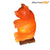 BEAR SHAPED HIMALAYAN CRYSTAL SALT LAMP