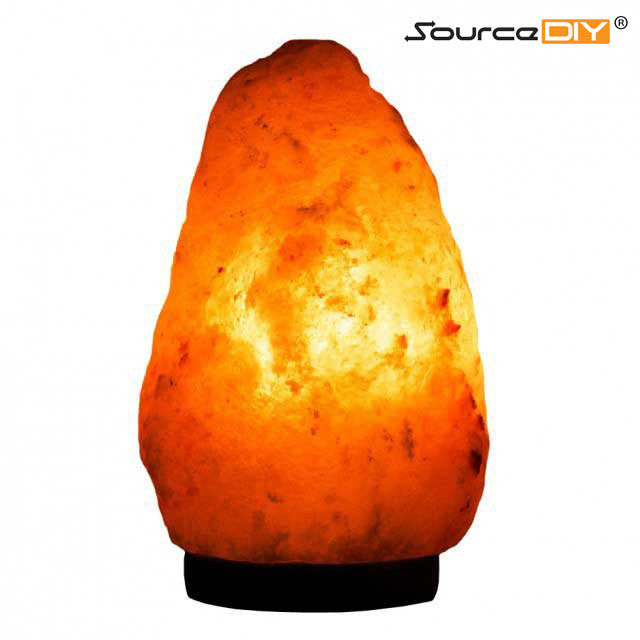 Himalayan Rock Salt Lamps With Button Cable (Wholesale)