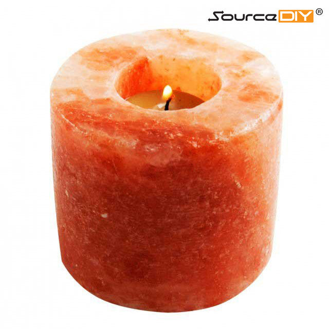 HIMALAYAN ROD TEALIGHT CANDLE HOLDER - 2 UNITS