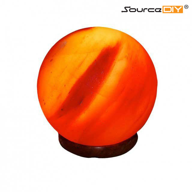 SPHERE HIMALAYAN CRYSTAL SALT LAMP