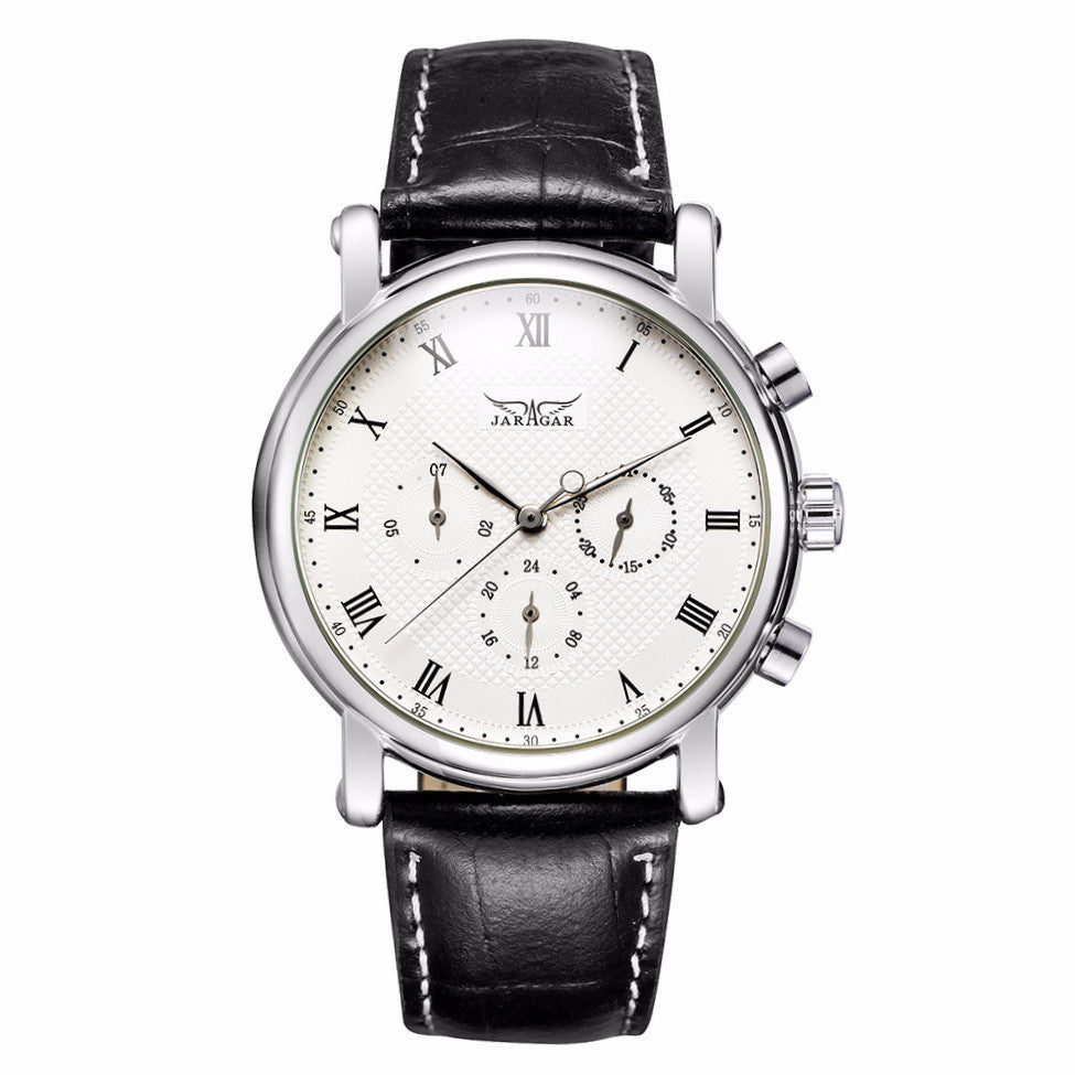 Regent (White) - RK Watches - 1