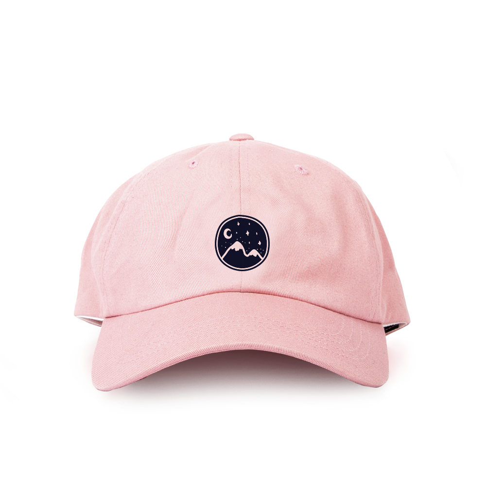 Dadcap | Mountain - Pink