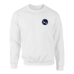 Crewneck | Mountain - White