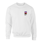 Crewneck | Concept sunset - White