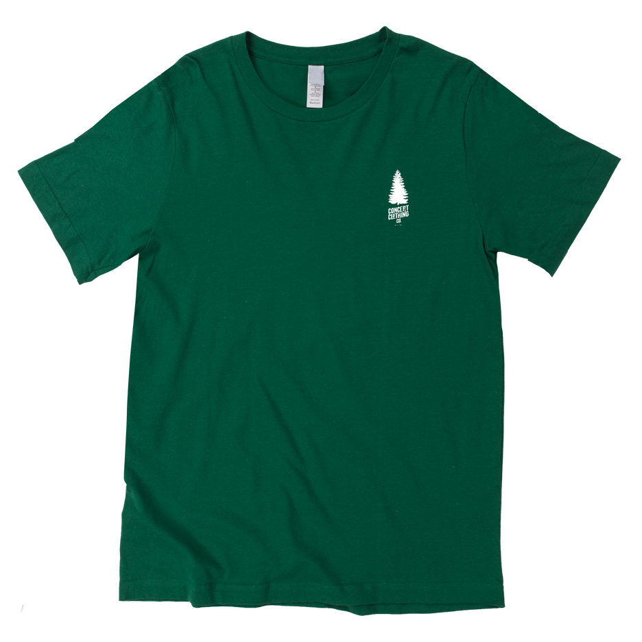 T-Shirt | Tree - Green