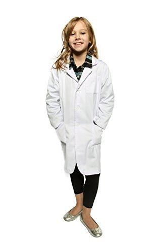 Working Class Child's Lab Coat (Ages 6-8)