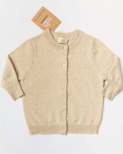cashmere cardigan for baby