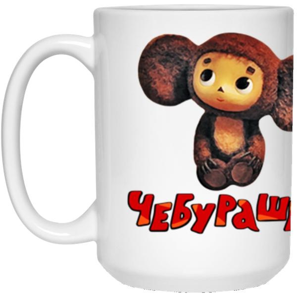 """Cheburashka"" Coffee Mug"