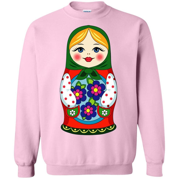 """Матрешка"" Ladies WARM SWEATSHIRT"