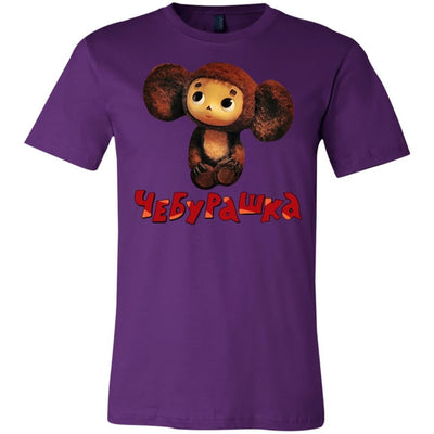 """Чебурашка"" Ladies' Soft Uni-Tee"