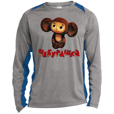 """Чебурашка"" Sports Colorblock Long Sleeve"