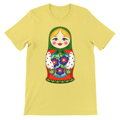 """Матрешка"" Ladies' Uni-Tee"