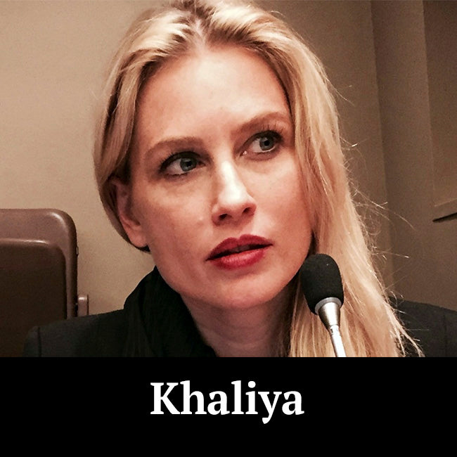 Khaliya on The Dr. Steven Show with Dr. Steven Eisenberg