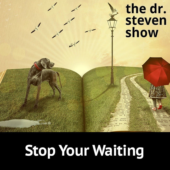 Stop Your Waiting on The Dr. Steven Show with Steven Eisenberg