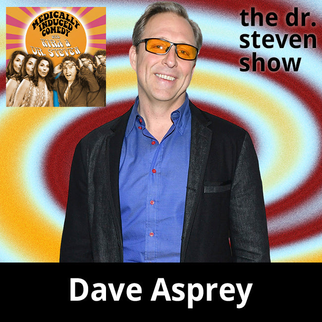 210 Dave Asprey with Kira Soltanovich - Medically Induced Comedy