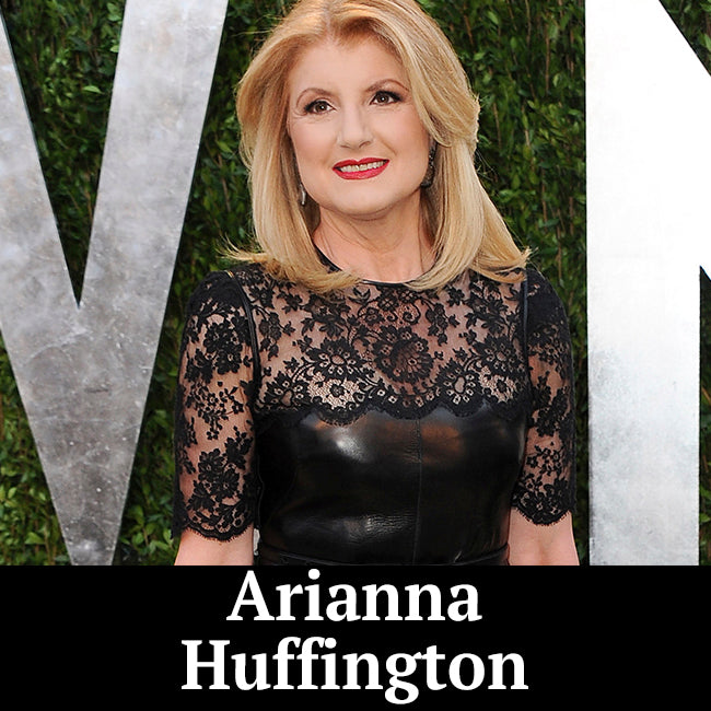 Arianna Huffington on The Dr. Steven Show with Dr. Steven Eisenberg
