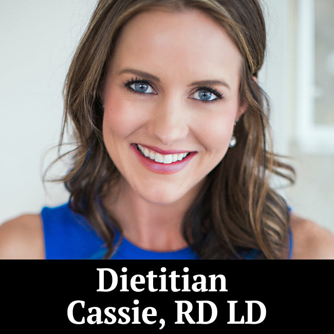 Dietitician Cassie on The Dr. Steven Show with Dr. Steven Eisenberg