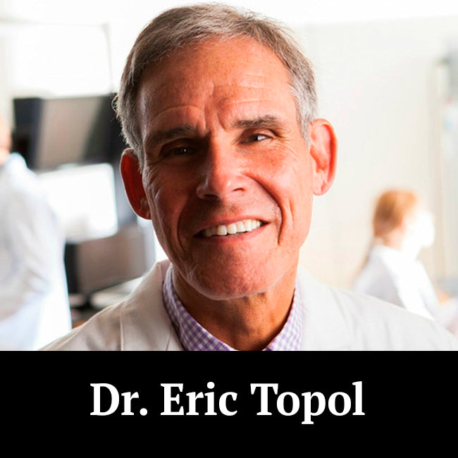 Dr. Eric Topol on The Dr Steven Show with Dr. Steven Eisenberg