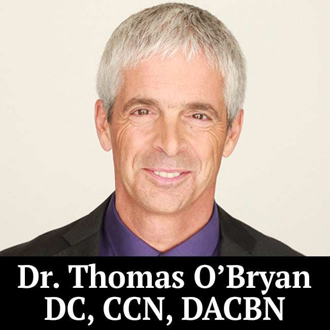Dr. Thomas O'Bryan on The Dr. Steven Show with Steven Eisenberg