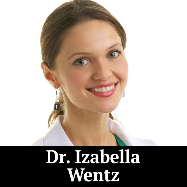 Dr. Izabella Wentz on The Dr. Steven Show with Dr. Steven Eisenberg