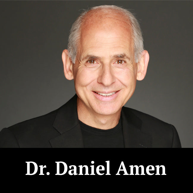 Dr. Daniel Amen on The Dr. Steven Show with Dr. Steven Eisenberg