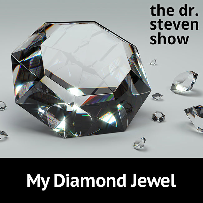 My Diamond Jewel on The Dr. Steven Show with Steven Eisenberg