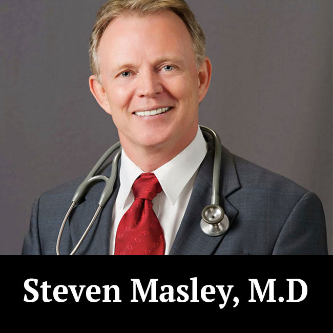 Steven Masley, M.D on The Dr. Steven Show with Dr. Steven Eisenberg