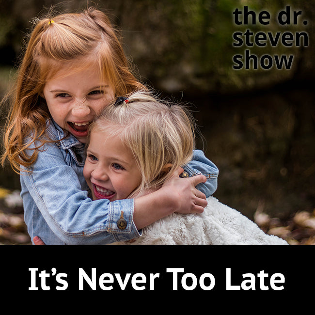 It's Never Too Late To Make New Friends on The Dr. Steven Show with Steven Eisenberg