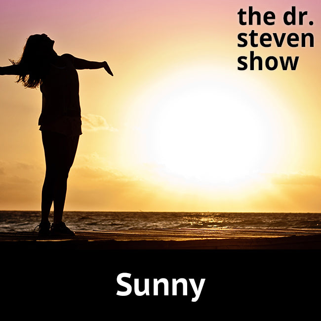 Sunny on The Dr. Steven Show with Steven Eisenberg