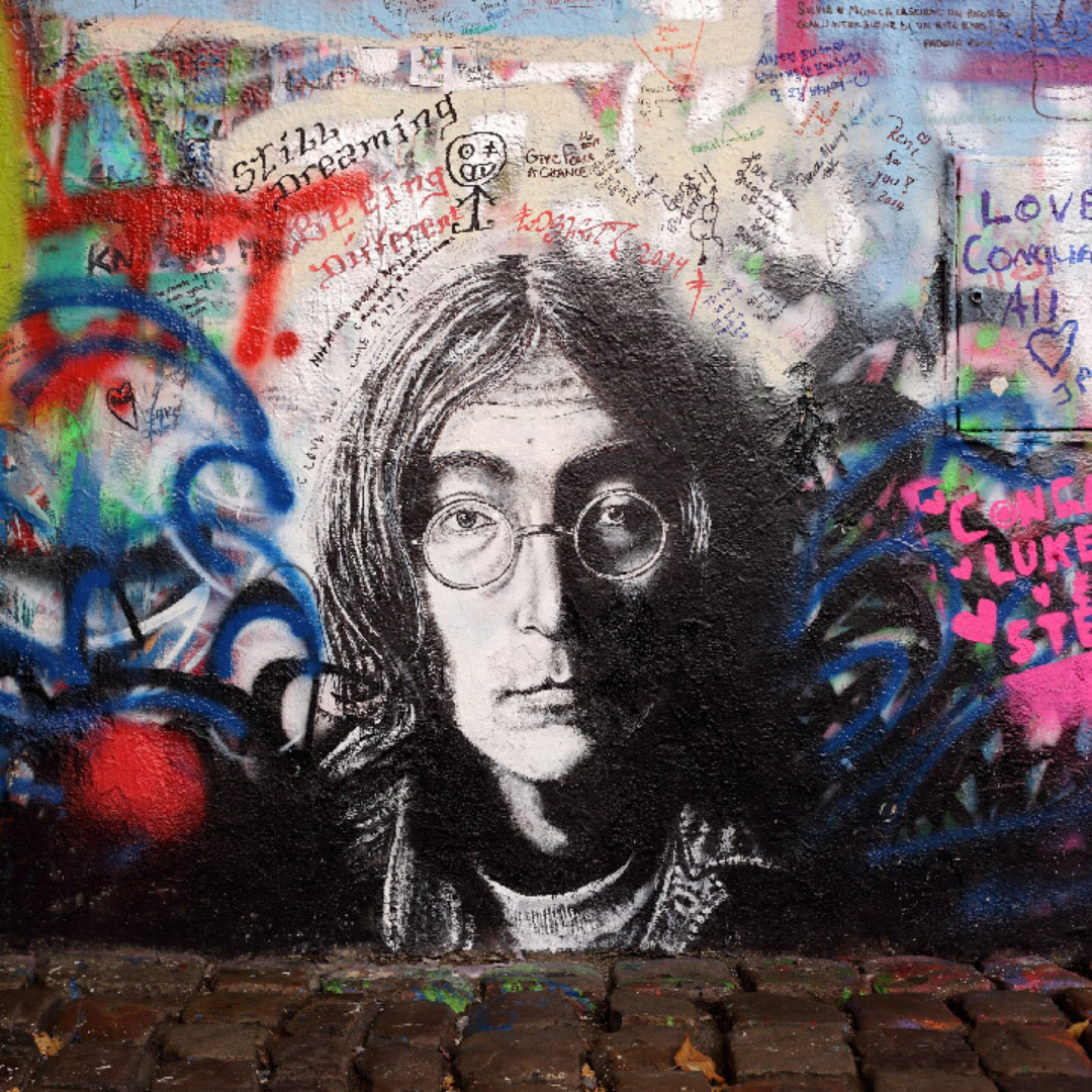 John Lennon and COVID-19