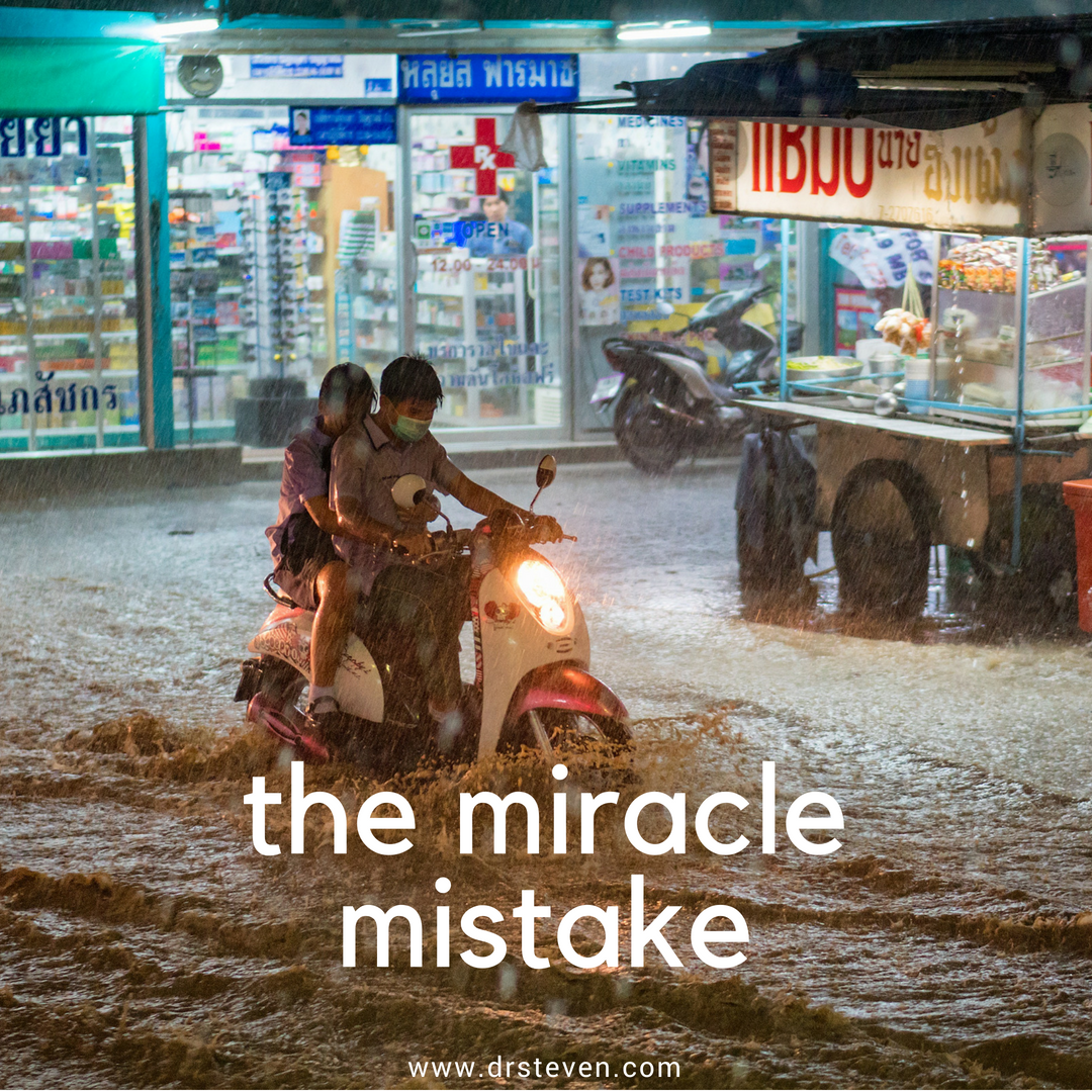 The Miracle Mistake