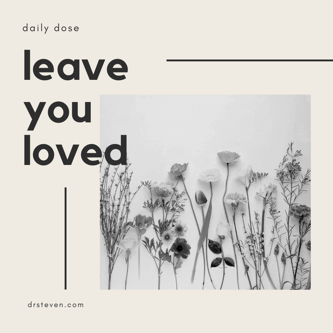 Leave You Loved