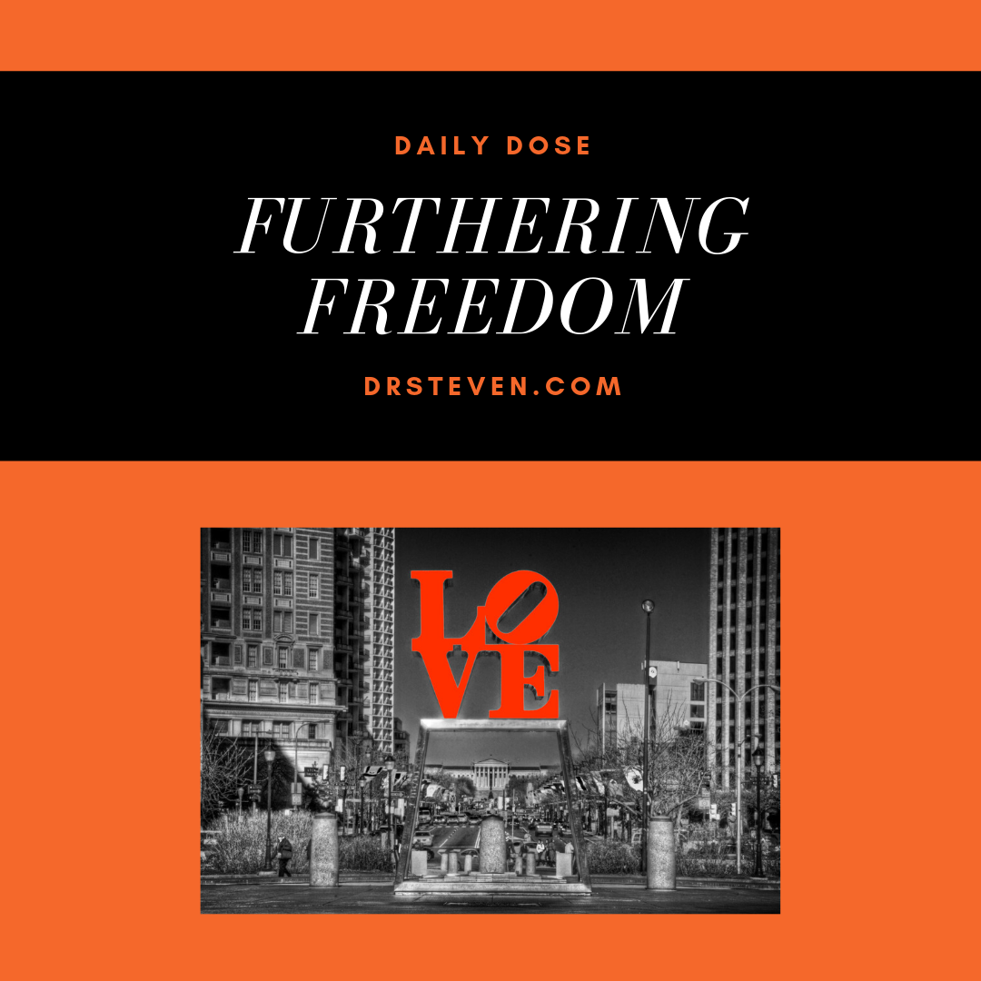 Furthering Freedom