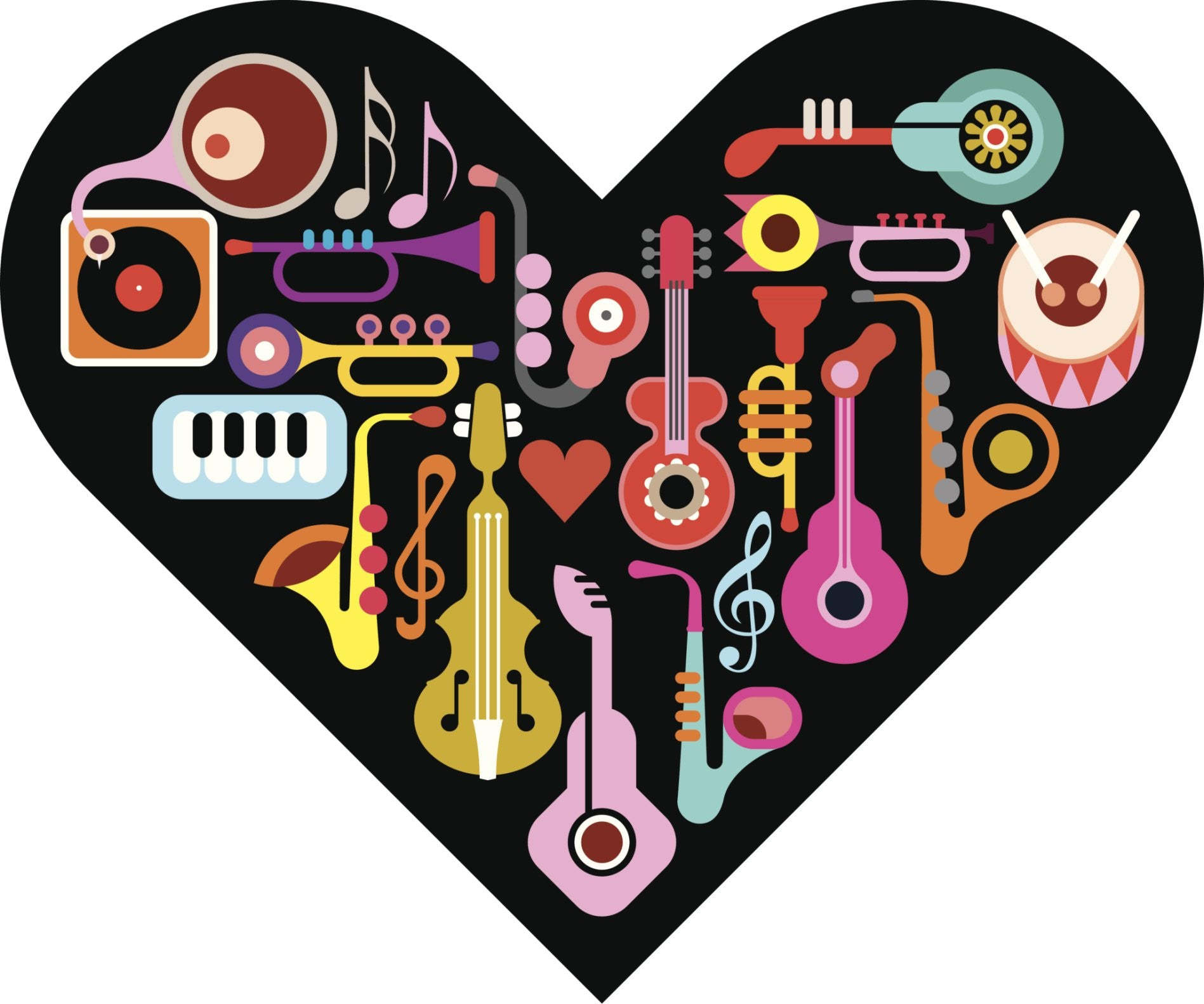 Love Music?  Here's How It Loves You Back