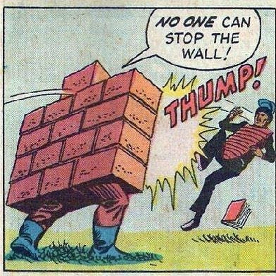 How to Stop Your Wall (Yes, You Can)!