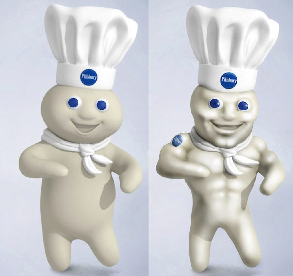 I'm The Pillsbury Doughboy