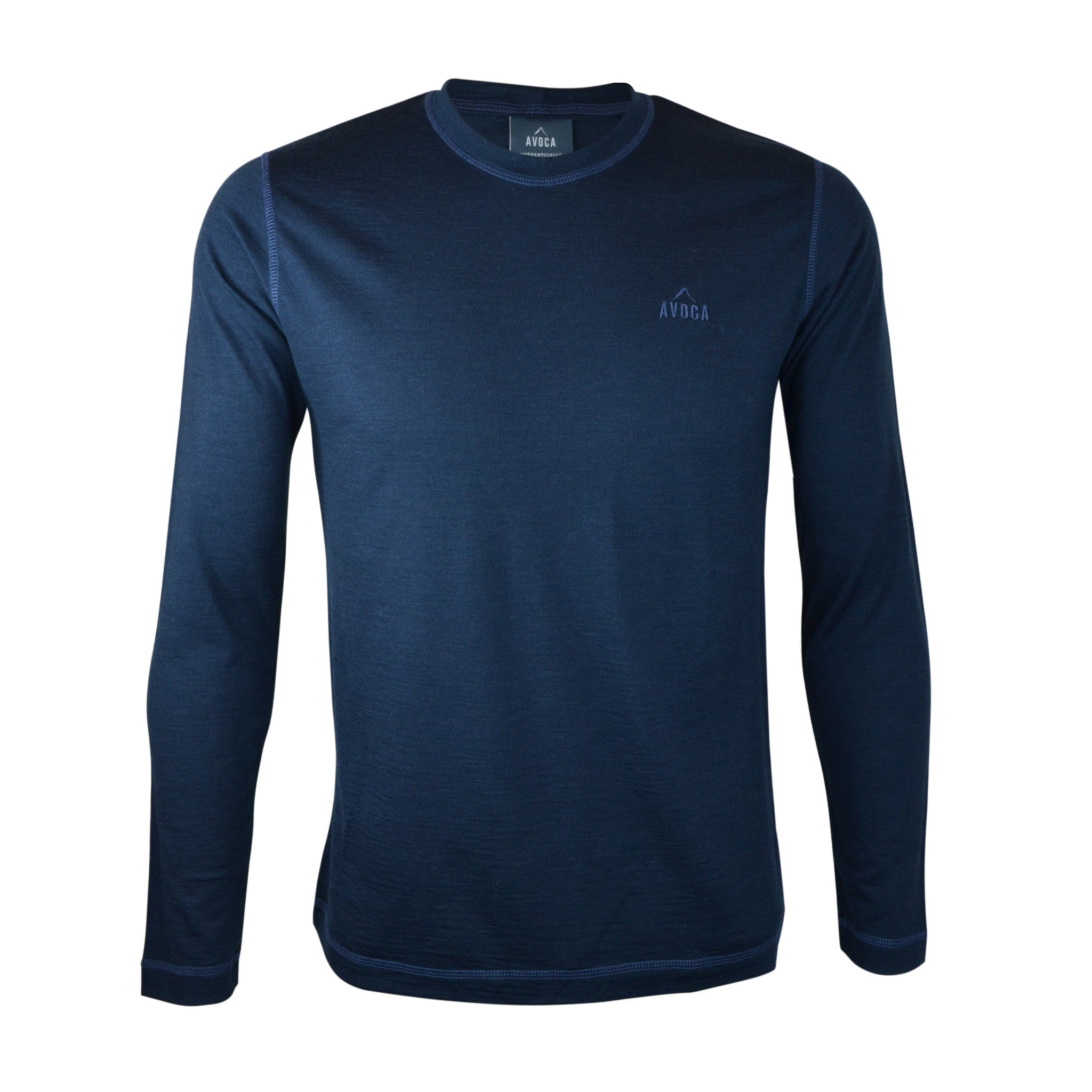Merino Active Long-Sleeved Top