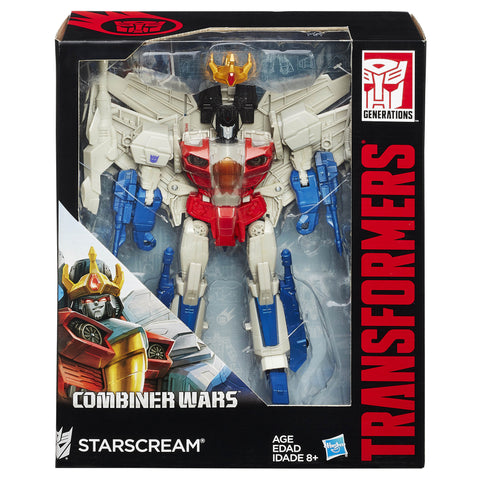 Hasbro Combiner Wars Starscream