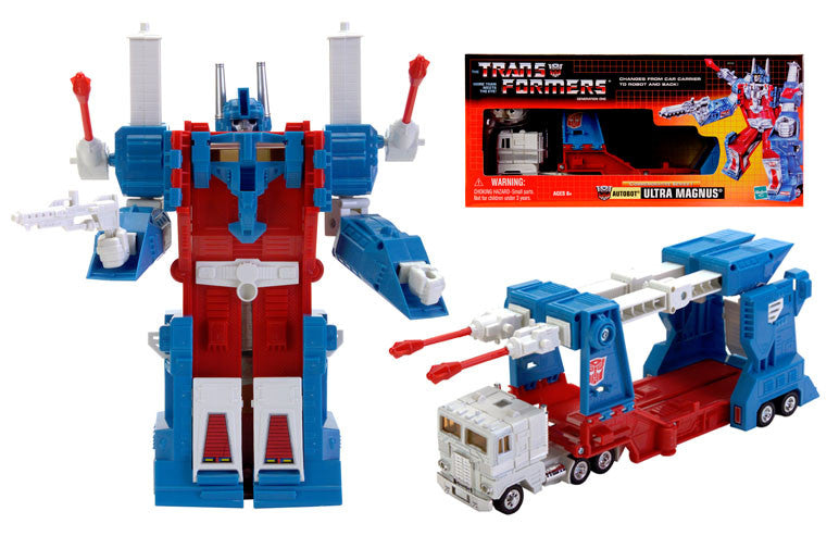 Hasbro Commemorative Series Ultra Magnus