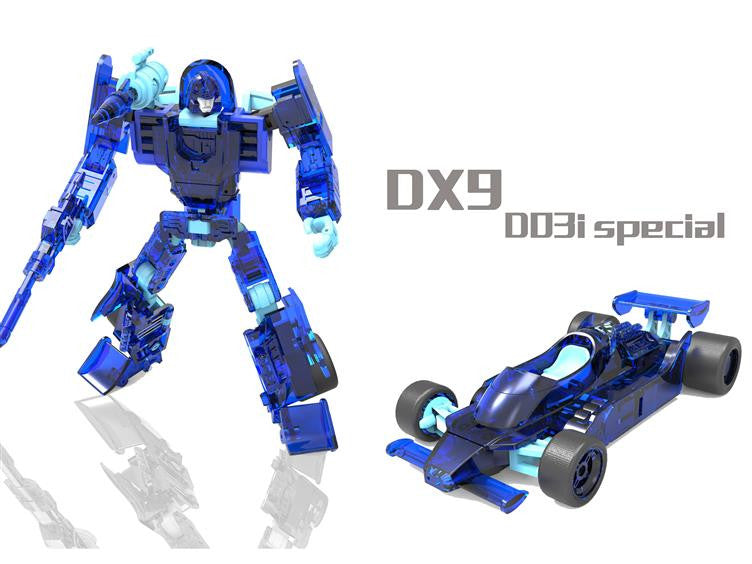 DX9 D03I Invisible (Mirage)