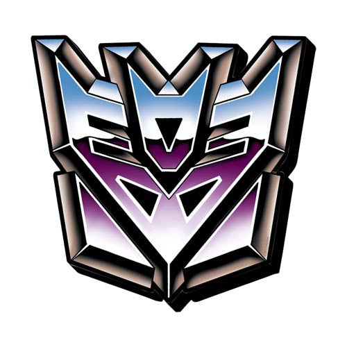 Decepticon Chunky Funky Magnet