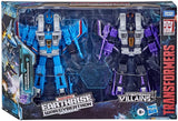 Hasbro Earthrise Seeker 2 Pack (Thundercracker and Skywarp)