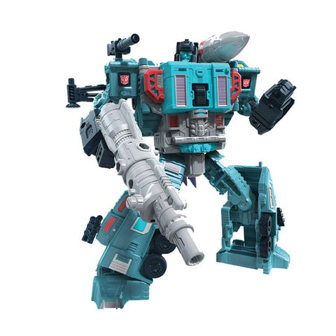 War for Cybertron: Earthrise Doubledealer